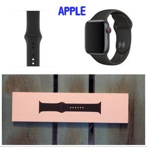 Apple Watch Black 40 mm Sport Band